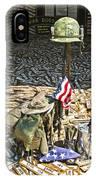 War Dogs Sacrifice IPhone Case