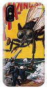 War Of The Worlds, 1927 IPhone Case