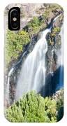 Waratah Falls Tasmania IPhone Case