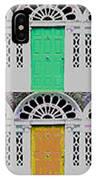 Warhol's Doors IPhone Case