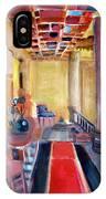 Warm Balcony IPhone X Case