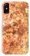 Warm Colors Natural Canvas 2 IPhone Case