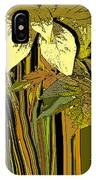 Warm Leaves IPhone Case