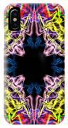 Warp Flower IPhone Case