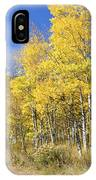 Wasatch Fall IPhone Case