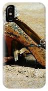 Washed Out Queen IPhone Case
