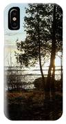 Washington Island Morning 3 IPhone Case