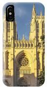 Washington National Cathedral IPhone Case