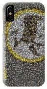 Washington Redskins Coins Mosaic IPhone Case