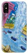 Washington Sqaure Park IPhone Case