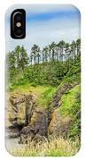 Washington State Coastline IPhone Case
