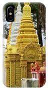 Wat Krom 30 IPhone Case