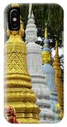 Wat Krom 31 IPhone Case