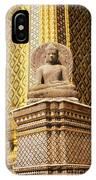 Wat Phra Kaew IPhone Case