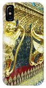 Wat Phra Keo (grand Palac IPhone Case