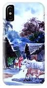 Watar Color Village IPhone Case