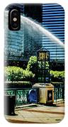 Water Canon In Color IPhone Case