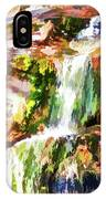 Water Cascading IPhone Case