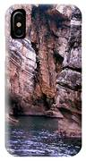 Water Caves - Italy IPhone Case