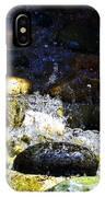 Water Dancer 4  IPhone Case