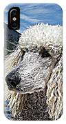 Water Dog IPhone Case