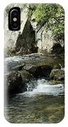 Water Flowing 5 IPhone Case
