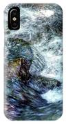 Water In Motion IPhone Case