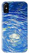 Water In The Pool IPhone Case