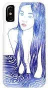 Water Nymph L IPhone Case