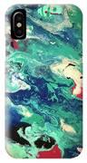 Water Panda IPhone Case