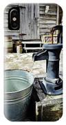 Water Pump IPhone Case
