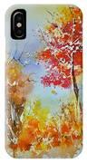 Watercolor 011121 IPhone Case
