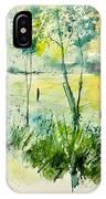Watercolor 014052 IPhone Case