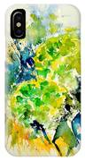 Watercolor 017050 IPhone Case