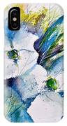 Watercolor 017070 IPhone Case