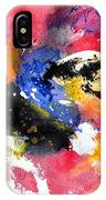 Watercolor 017081 IPhone Case