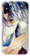 Watercolor  050308 IPhone Case