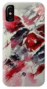 Watercolor  050407 IPhone Case