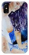 Watercolor  070308 IPhone Case