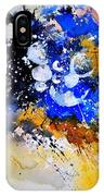 Watercolor 111001 IPhone Case