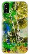 Watercolor 111061 IPhone Case