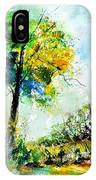 Watercolor 114062 IPhone Case