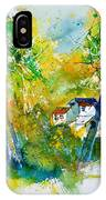 Watercolor 115021 IPhone Case