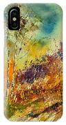 Watercolor 115060 IPhone Case