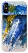 Watercolor 119001 IPhone Case