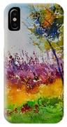 Watercolor 119060 IPhone Case