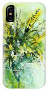 Watercolor  120406 IPhone Case