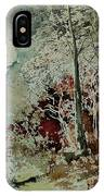 Watercolor 200307 IPhone Case