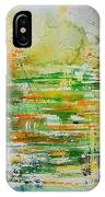 Watercolor  230507 IPhone Case