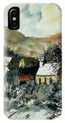 Watercolor  260107 IPhone Case